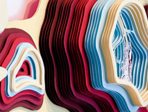 charles clay paper space art