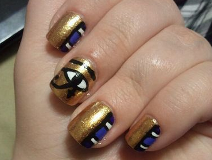 Egyptian Nails Stuvvz
