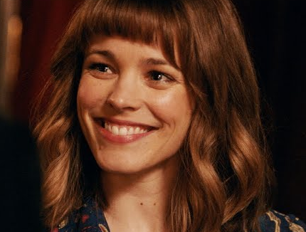 Rachel Mcadams Short Fringe And Curly Hair Stuvvz