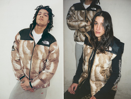 The North Face and Supreme