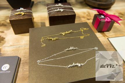 Carmen Chan Jewelry x Cindiddy.com Noble Nobody bracelet
