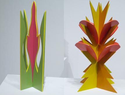 Giacomo Balla's Futurist Flowers