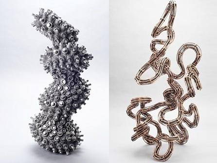 Biomorphed: Shawn Smith, Rex Ray, and Josh Garber at Turner Carroll Gallery