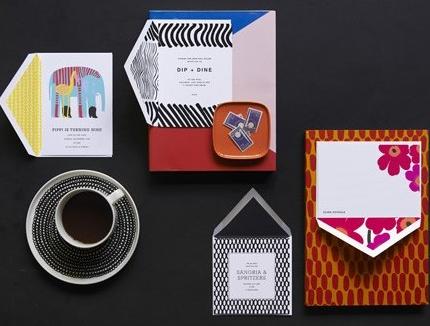 Marimekko for Paperless Post