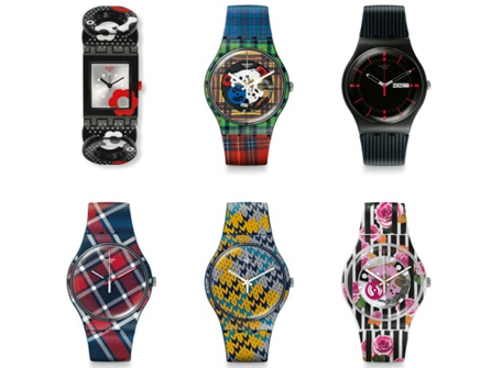swatch 2014 winter collection