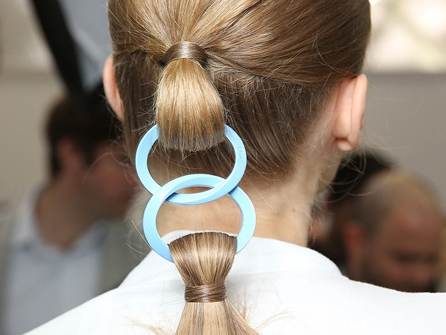 dior couture 2015 hair