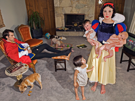 fallen princesses dina goldstein