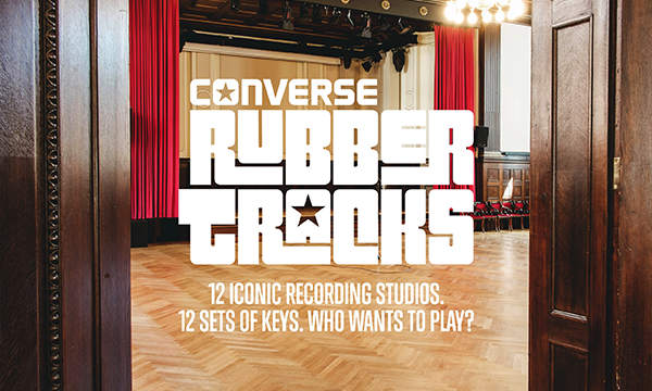 converse rubber track