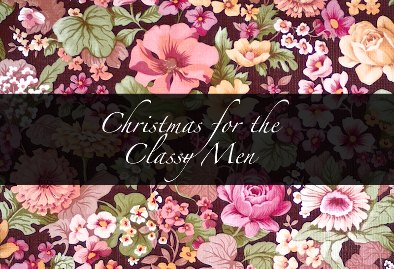 christmas for classy men