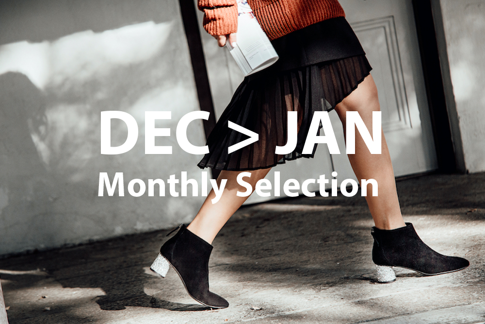 dec jan monthly selection