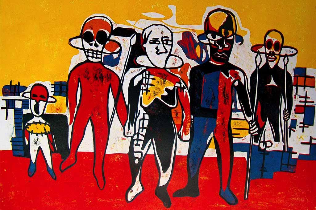 Bridges African Arts Group Exhibition