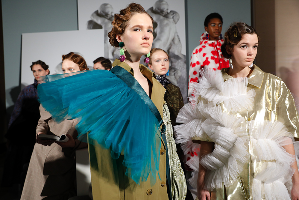 Hong Kong Designers at London Fashion Week