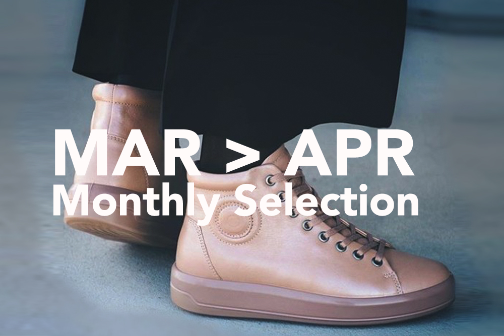 mar apr monthly selection
