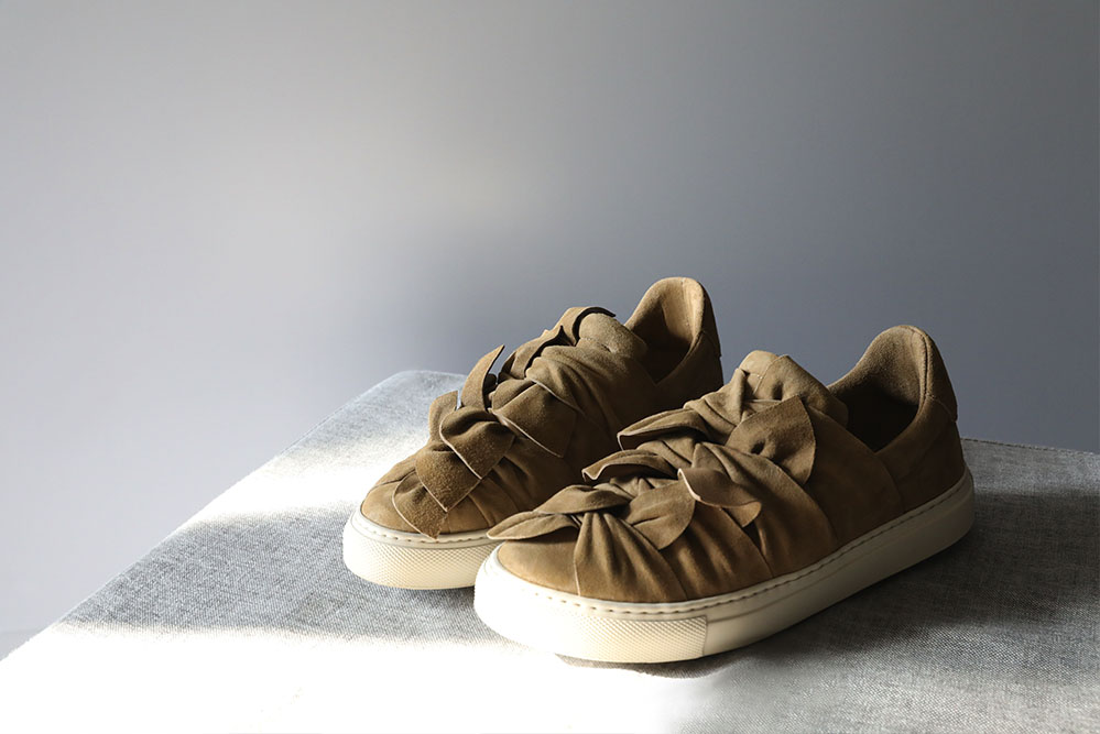 PORTS 1961 The Bee, Zee and Multi-Bows Sneakers