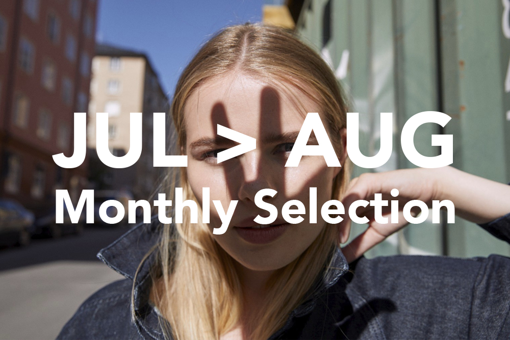 jul aug monthly selection