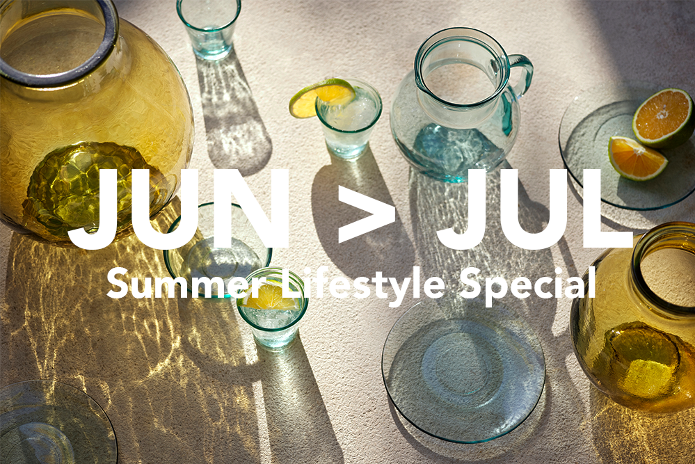 summer lifestyle