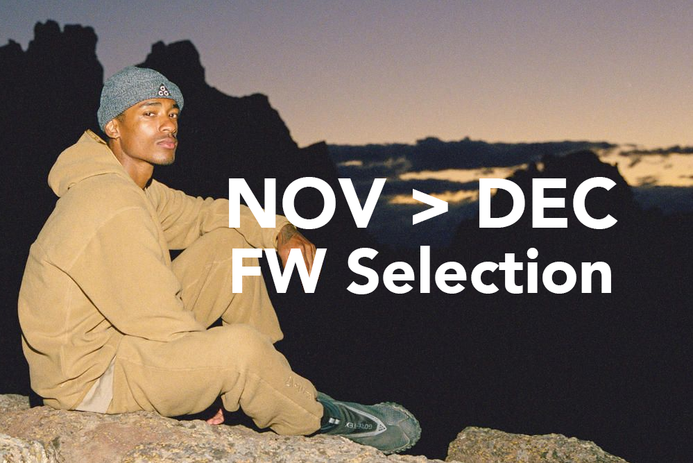 FW 2020 Selection
