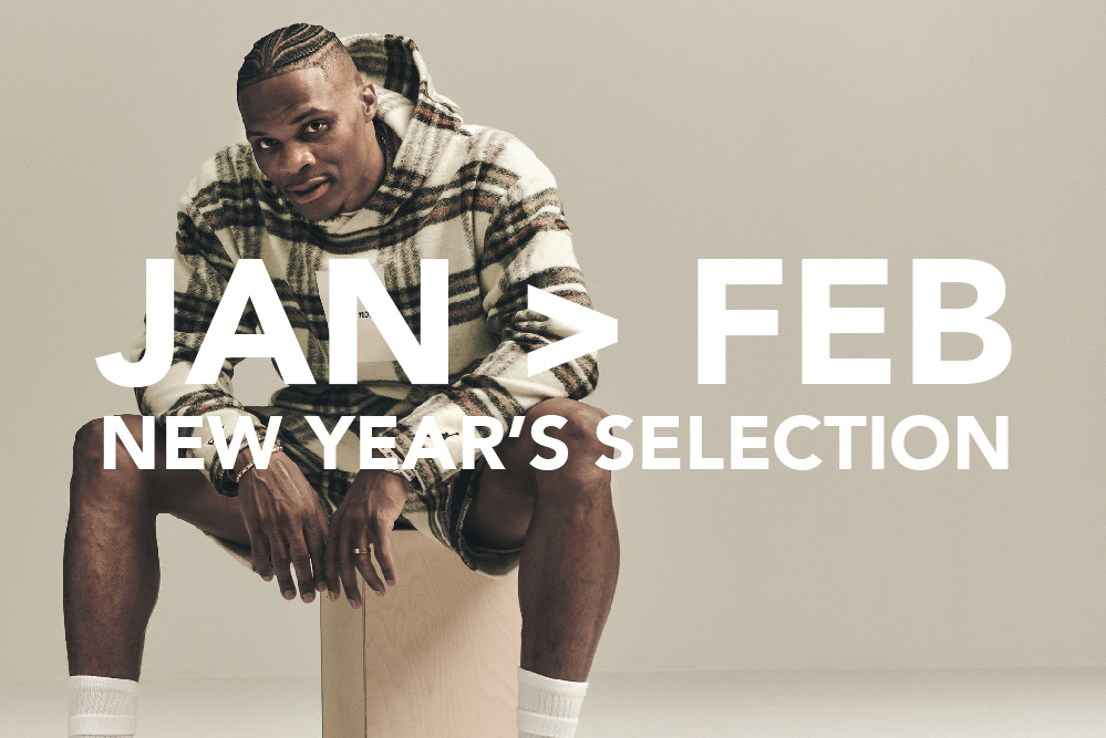 Jan > feb new years selection 2021